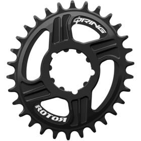 Rotor Q-Ring Direct Mount MTB Plato R-Hawk/R-Raptor, negro